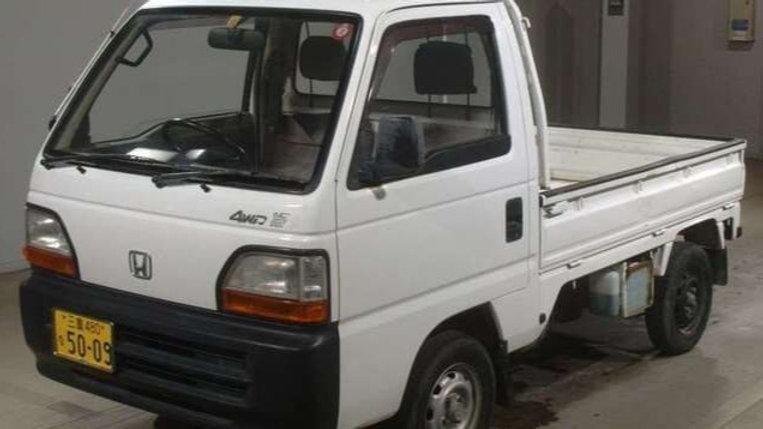 1995 Honda Acty 4wd