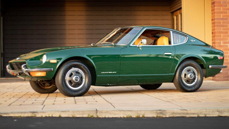 1970 Datsun 240z