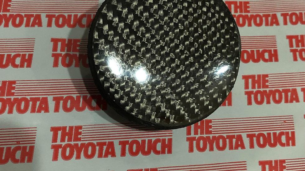 Toyota 1jz/2jz carbon oil cap