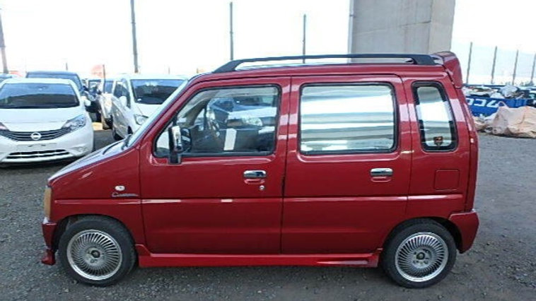 1995 Autozam Wagon