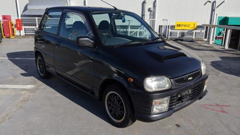 1995 Daihatsu MIRA TR-XX AVANZATO R 5MT
