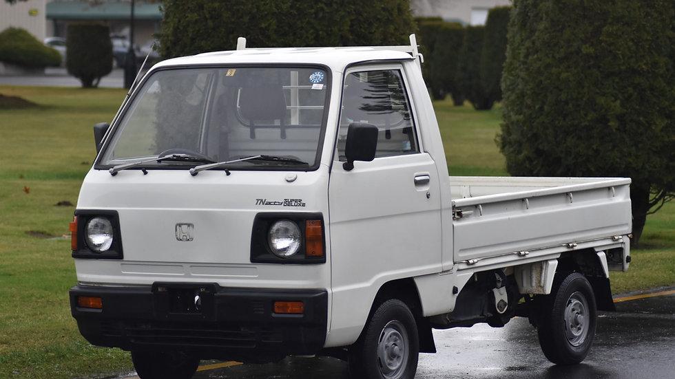1986 Honda Acty