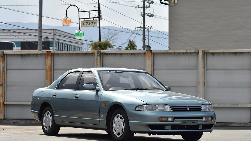 1993 Nissan Skyline R33
