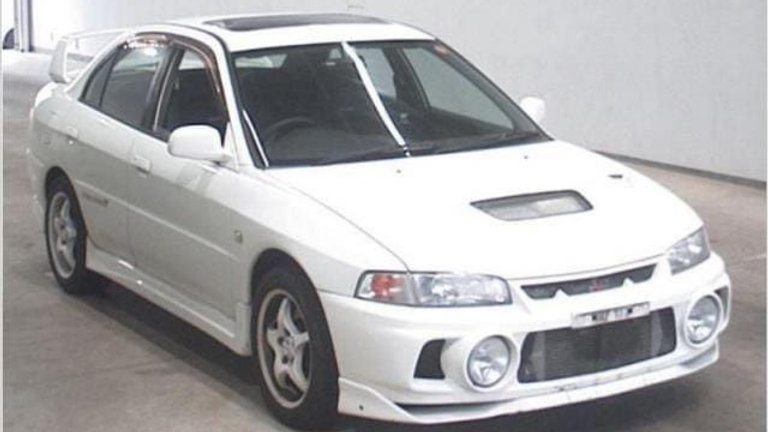 1996 Mitsubishi Evo IV