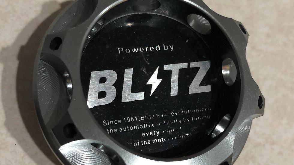 Toyota BLITZ threaded oil cap
