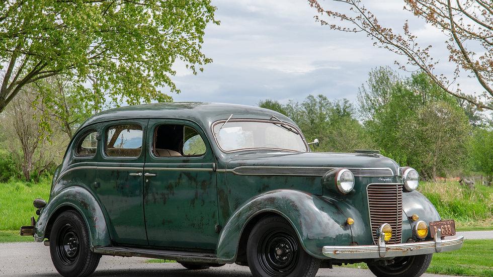 1937 Chrysler Royal C16