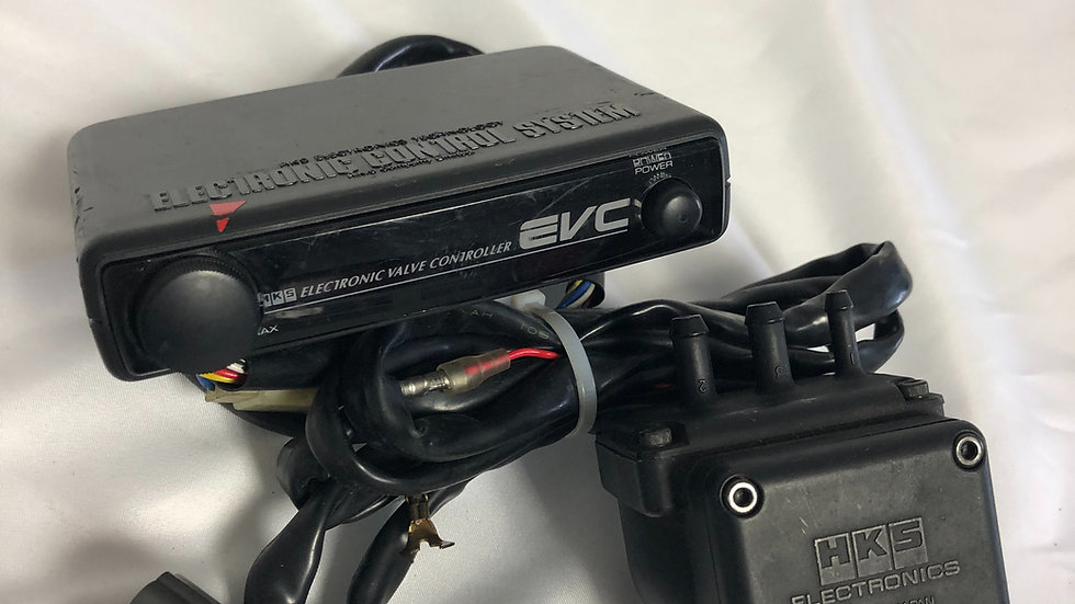 HKS EVC EZ Boost Controller