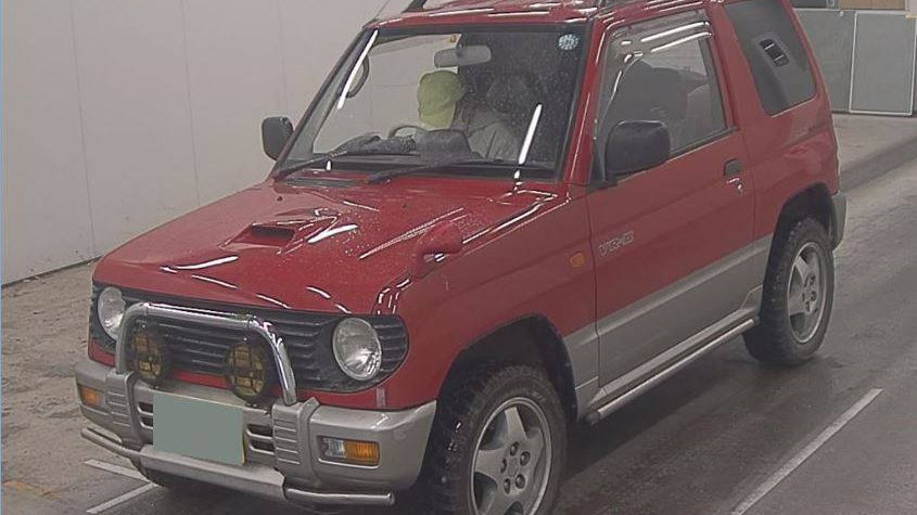 1995 Nissan Pajero Mini