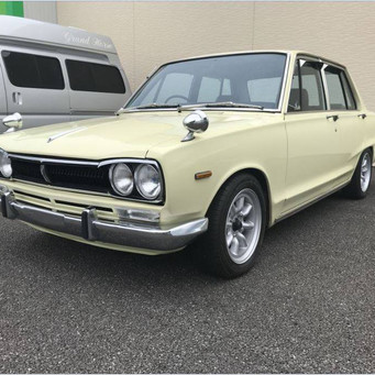 Classic JDM cars en route from Japan right now