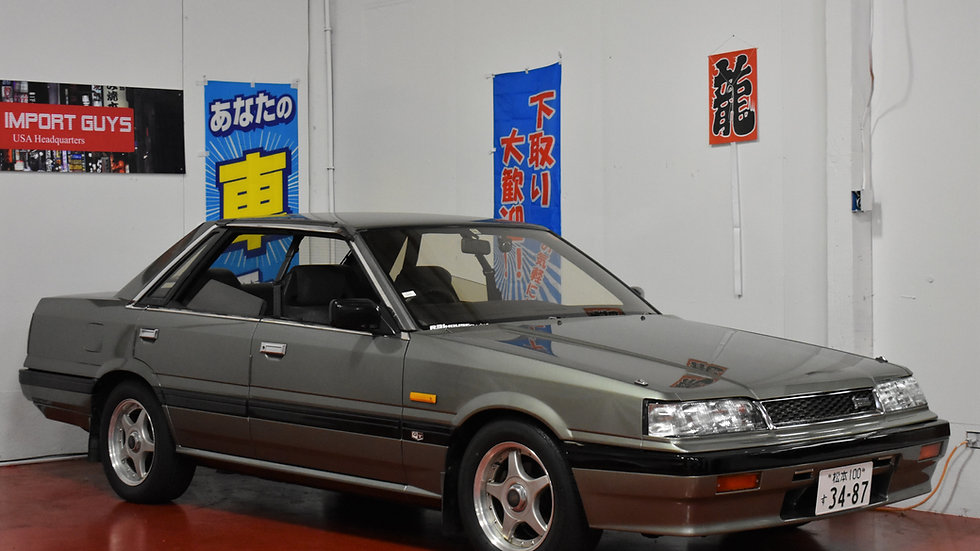 1988 Nissan Skyline Hardtop
