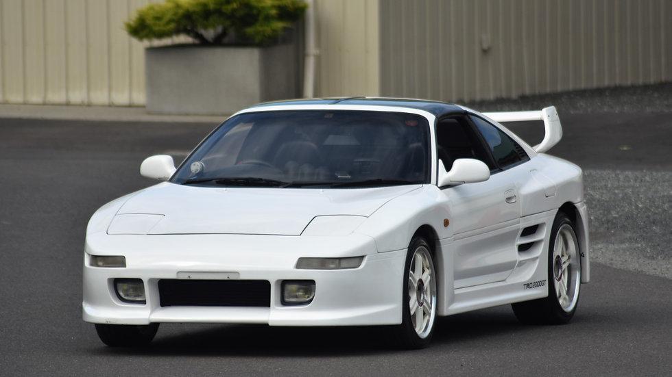 1992 Toyota MR2 TRD Widebody