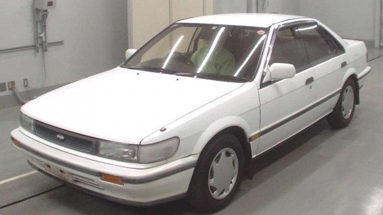 1989 Nissan Bluebird
