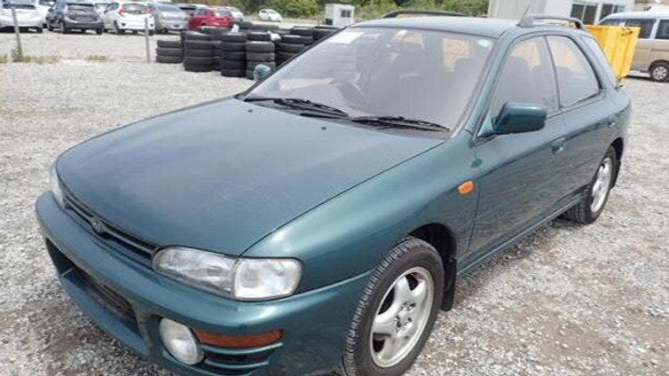 1995 Subaru Impreza HX Edition S