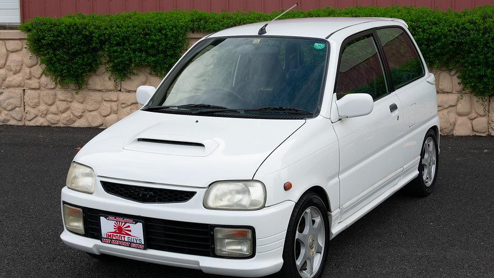 1995 Daihatsu Mira TR-XX Avanzato R