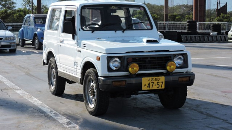 1990 Suzuki Jimny