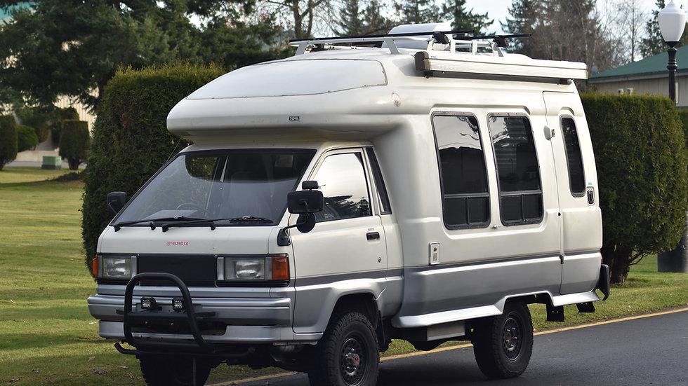 1991 Toyota Liteace Camper