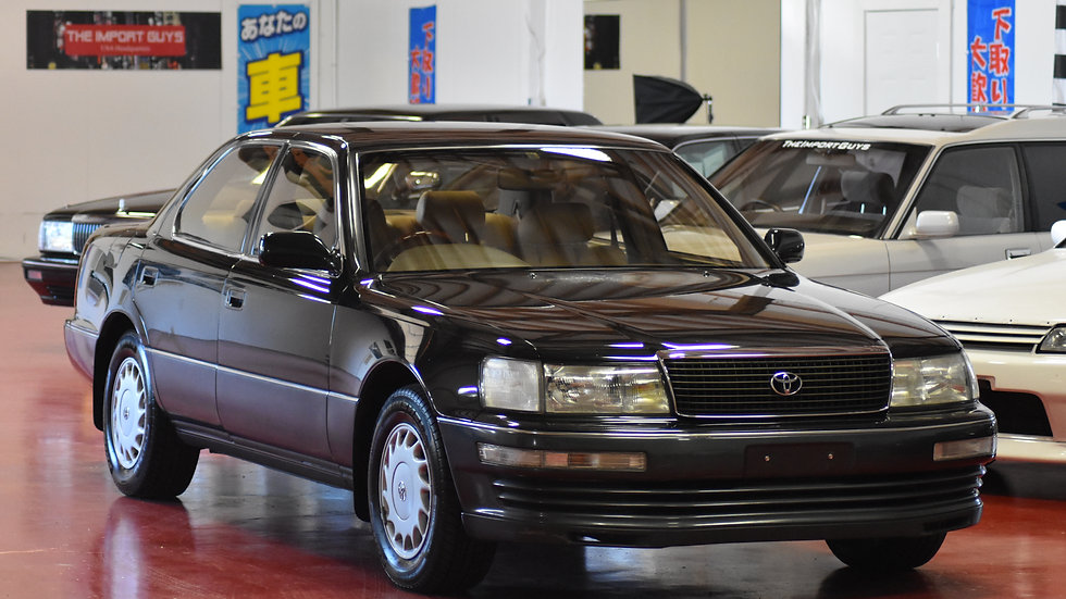 1991 Toyota Celsior C-F Package