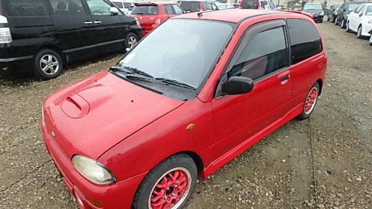 1995 Subaru Vivio