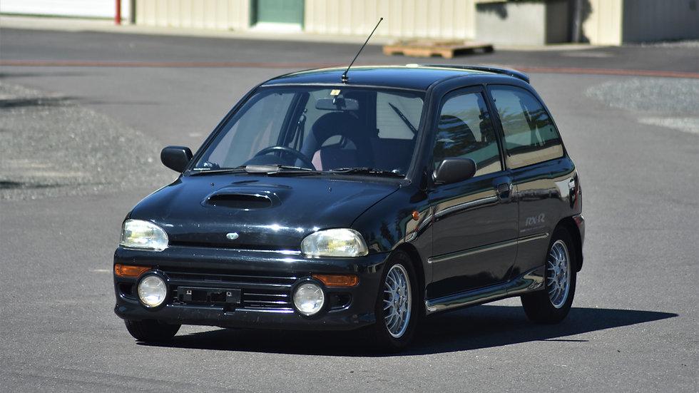 1994 Subaru Vivio RX-R