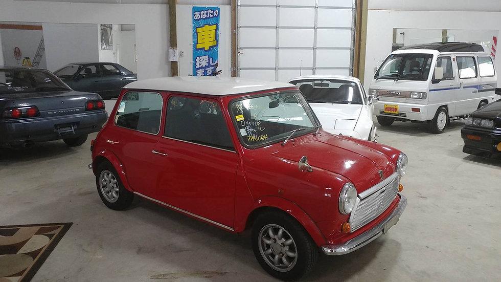 1991 Rover Mini / Classic Mini