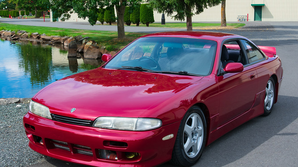 1994 Nissan Silvia K's
