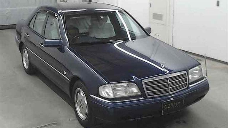 1996 Mercedes C220