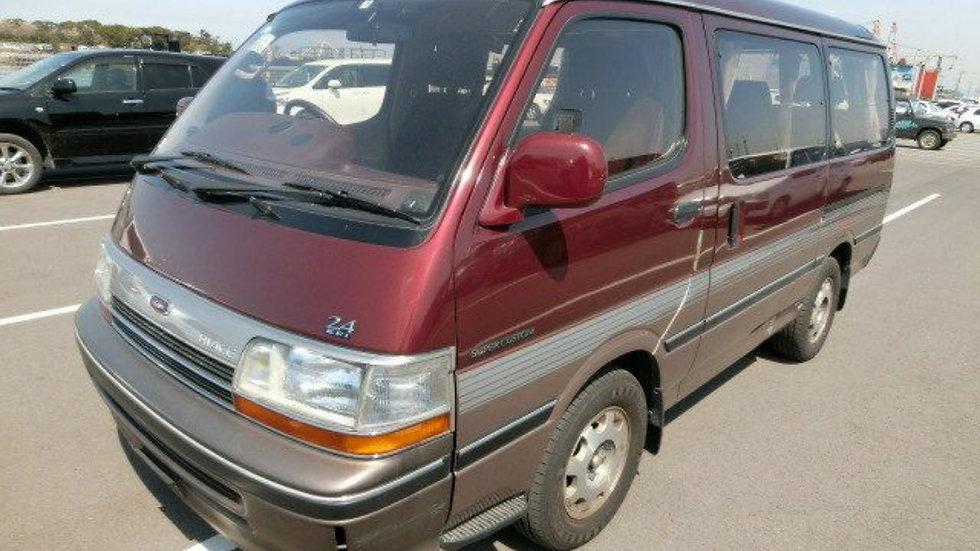 1991 Toyota Hiace