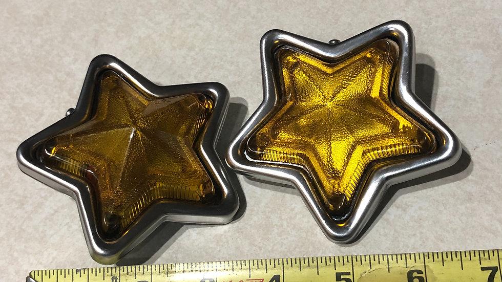 Yellow 12v Star Lights