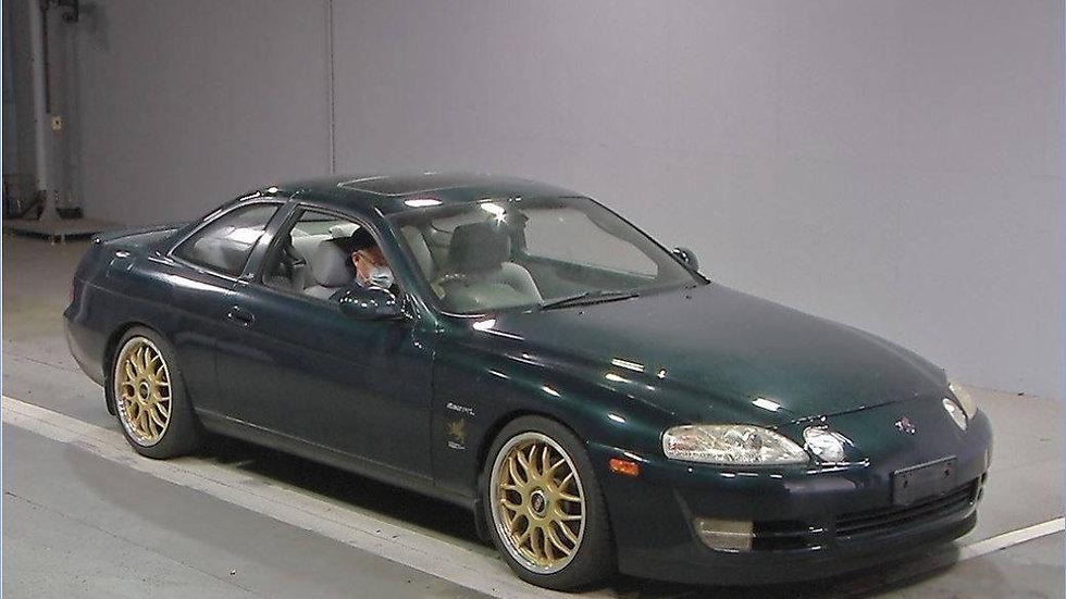 1991 Toyota Soarer