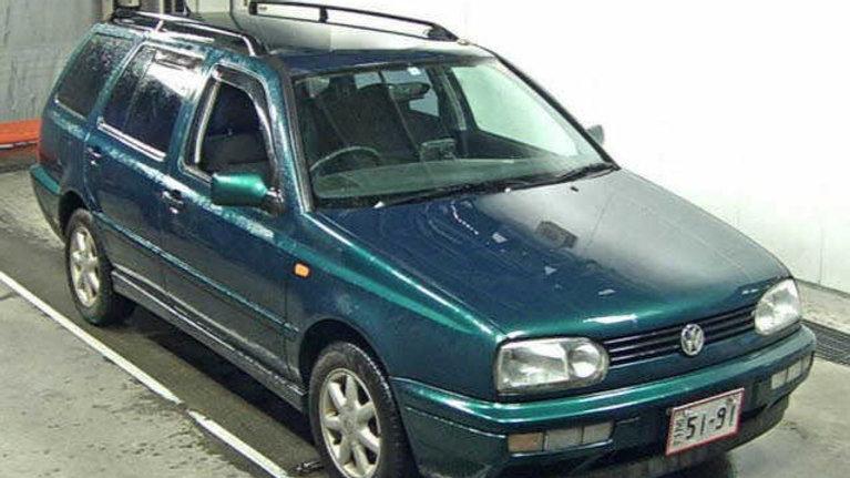 1996 Volkswagen Golf Wagon