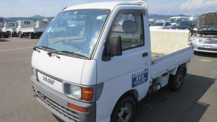 1994 Daihatsu Hijet  Liftgate