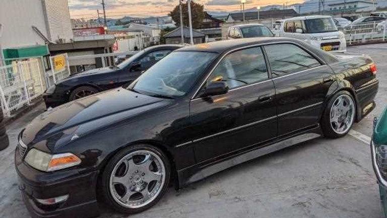 1997 Toyota Chaser