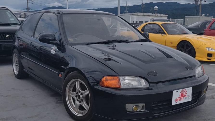 1994 Honda Civic SIR-II