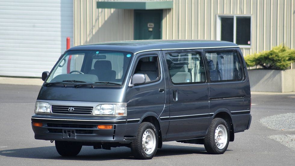 1995 Toyota Hiace Super Custom