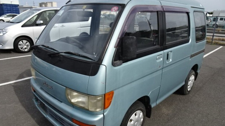 1995 Daihatsu Atrai MX 4WD