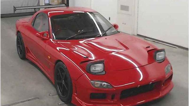1996 Mazda RX-7