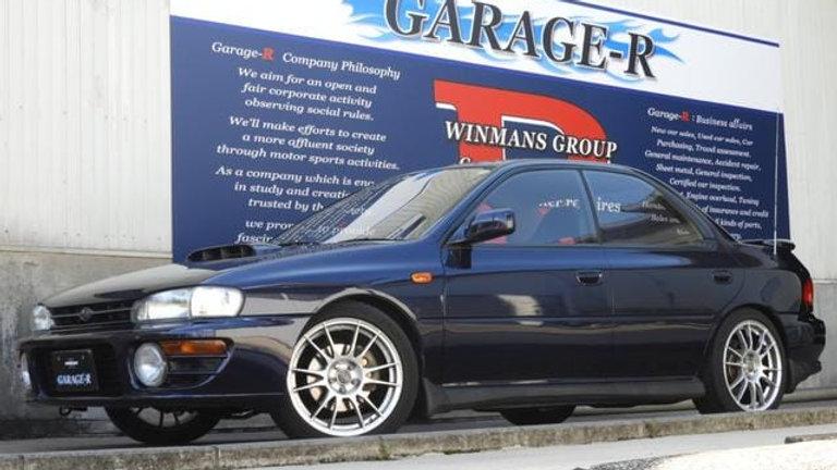 1995 Subaru Impreza WRX