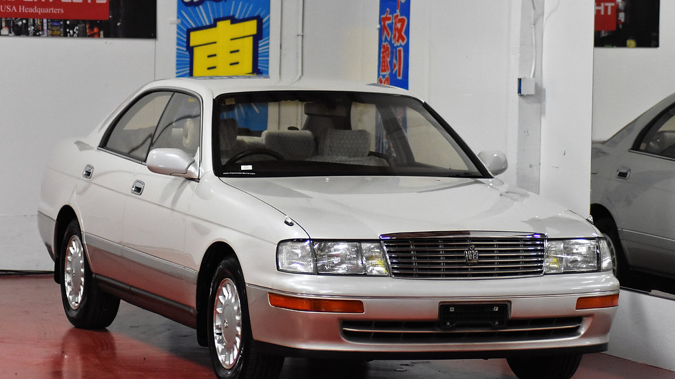 1993 Toyota Crown Grade 4/B