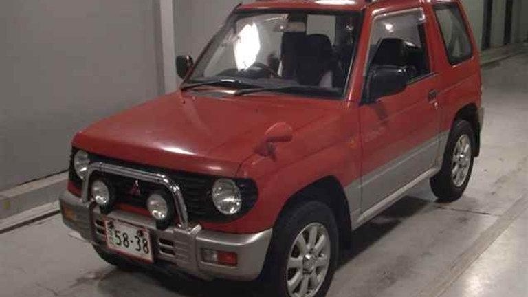 1996 Mitsubishi Pajero Mini