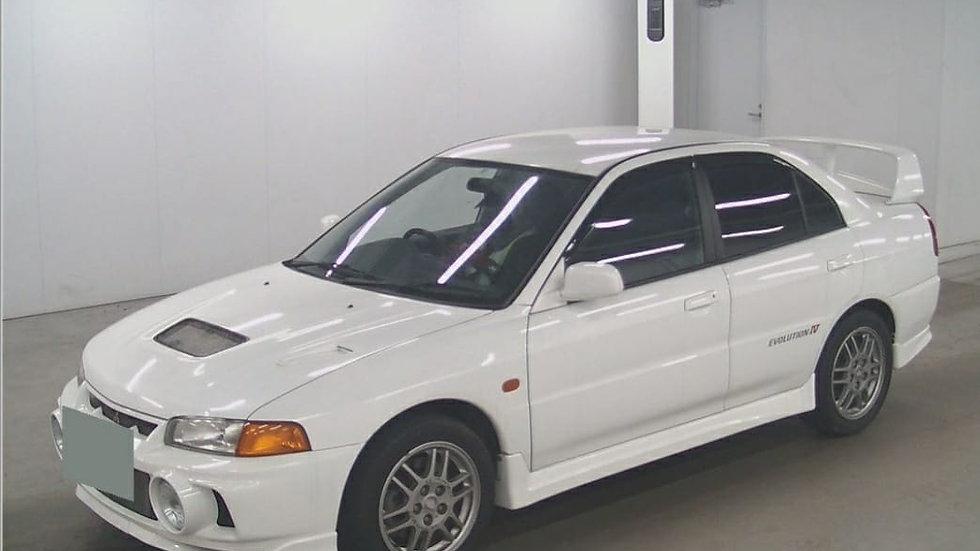 1996 Mitsubishi Evo