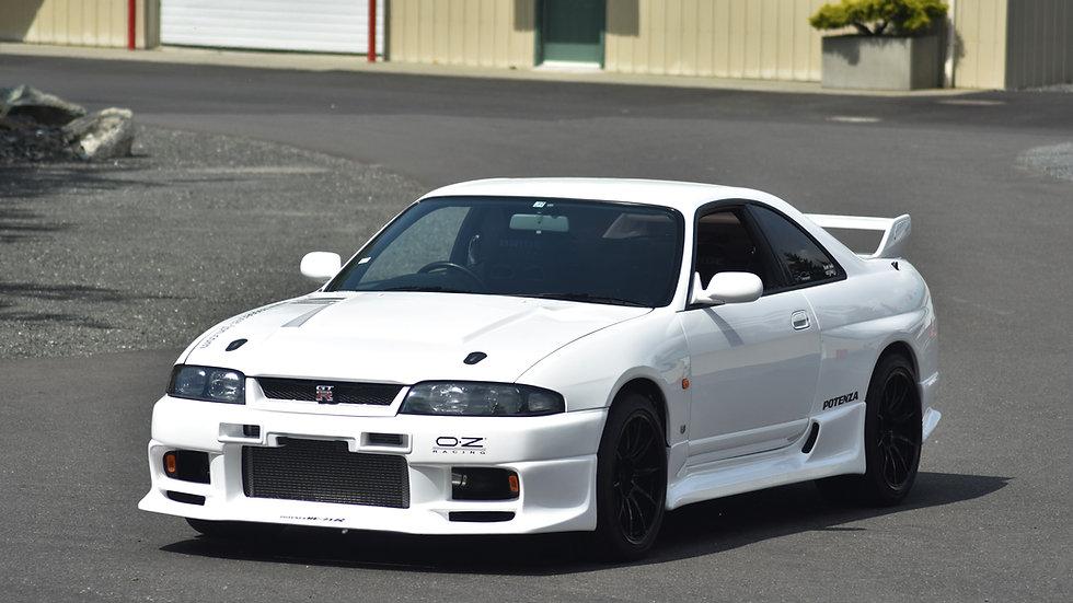 Top-Secret 1995 Nissan Skyline GTR 500R