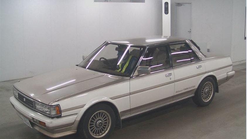 1986 Toyota Cresta