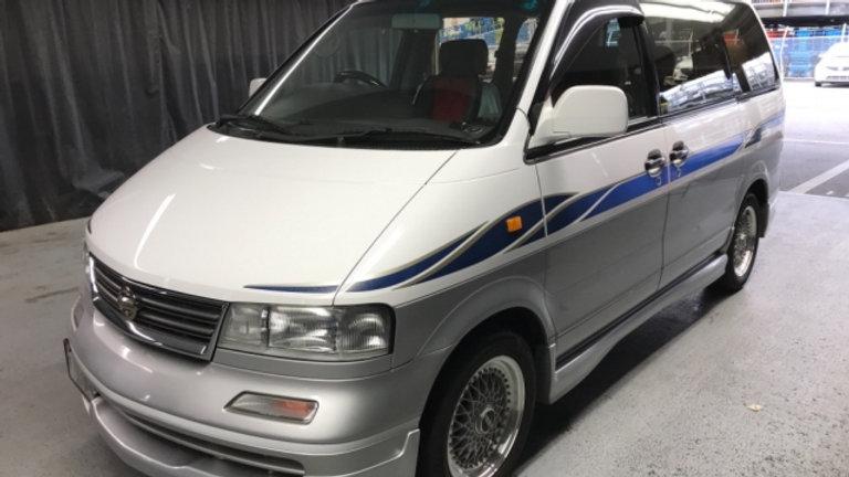 1995 Nissan Largo Autech Highway Star