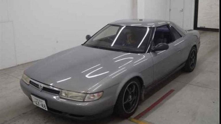 1990 Mazda Cosmo Twin Turbo