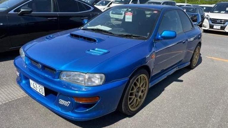 1998 Subaru STI 22B
