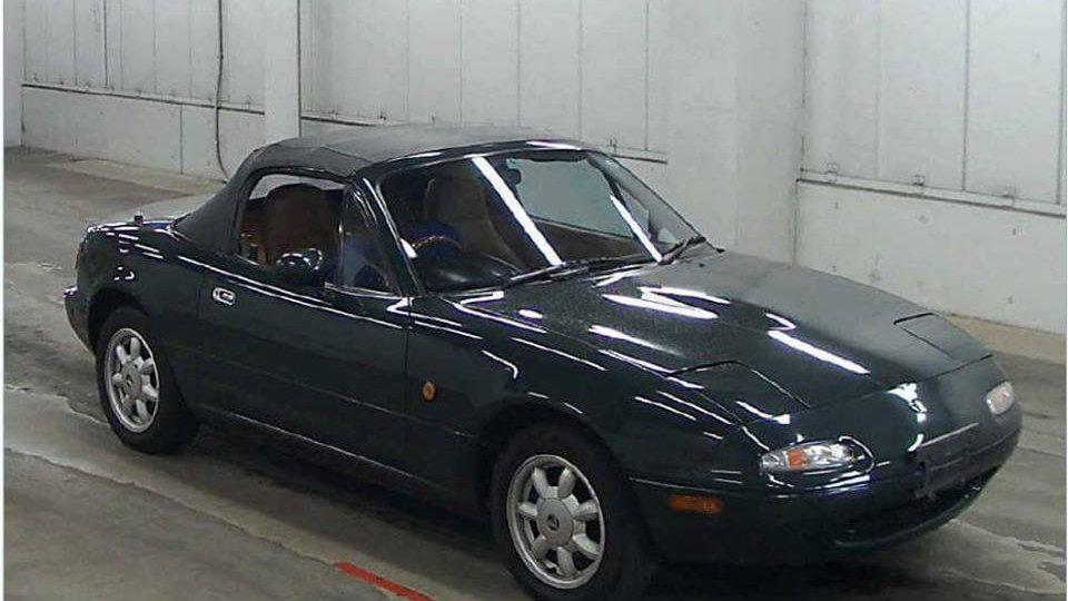 1990 Mazda Eunos Roadster V Special