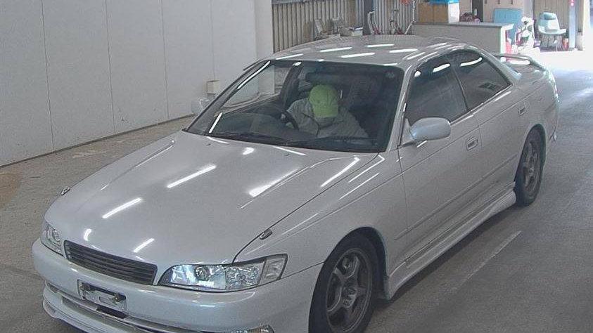 1995 Toyota Mark II
