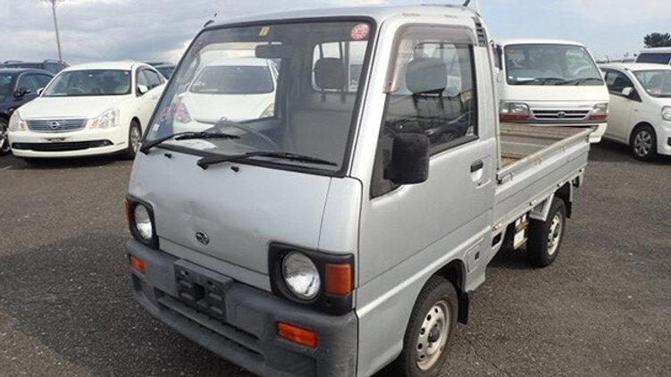 1992 Subaru Sambar Supercharged
