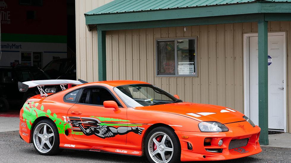 "1994 Toyota Supra ""Fast & Furious"""