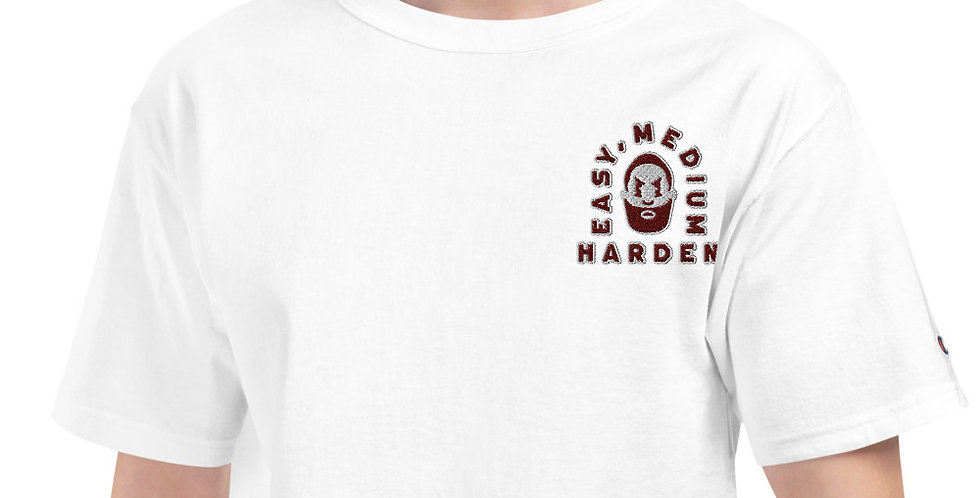 Easy, Medium, Harden Men's T-Shirt